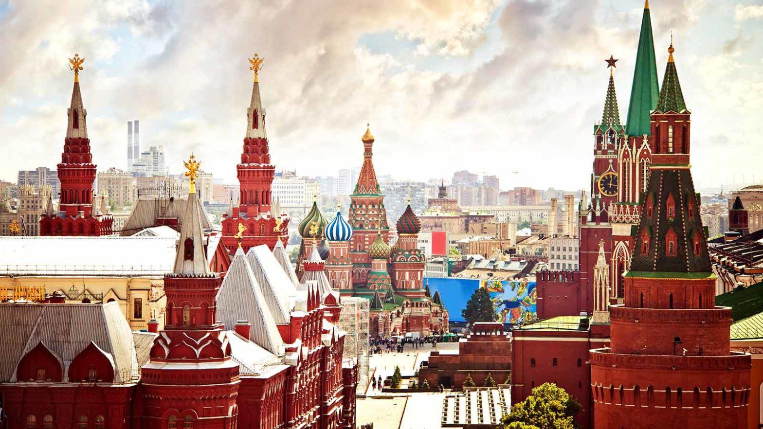 Wiza do Rosji. Rosja wiza.